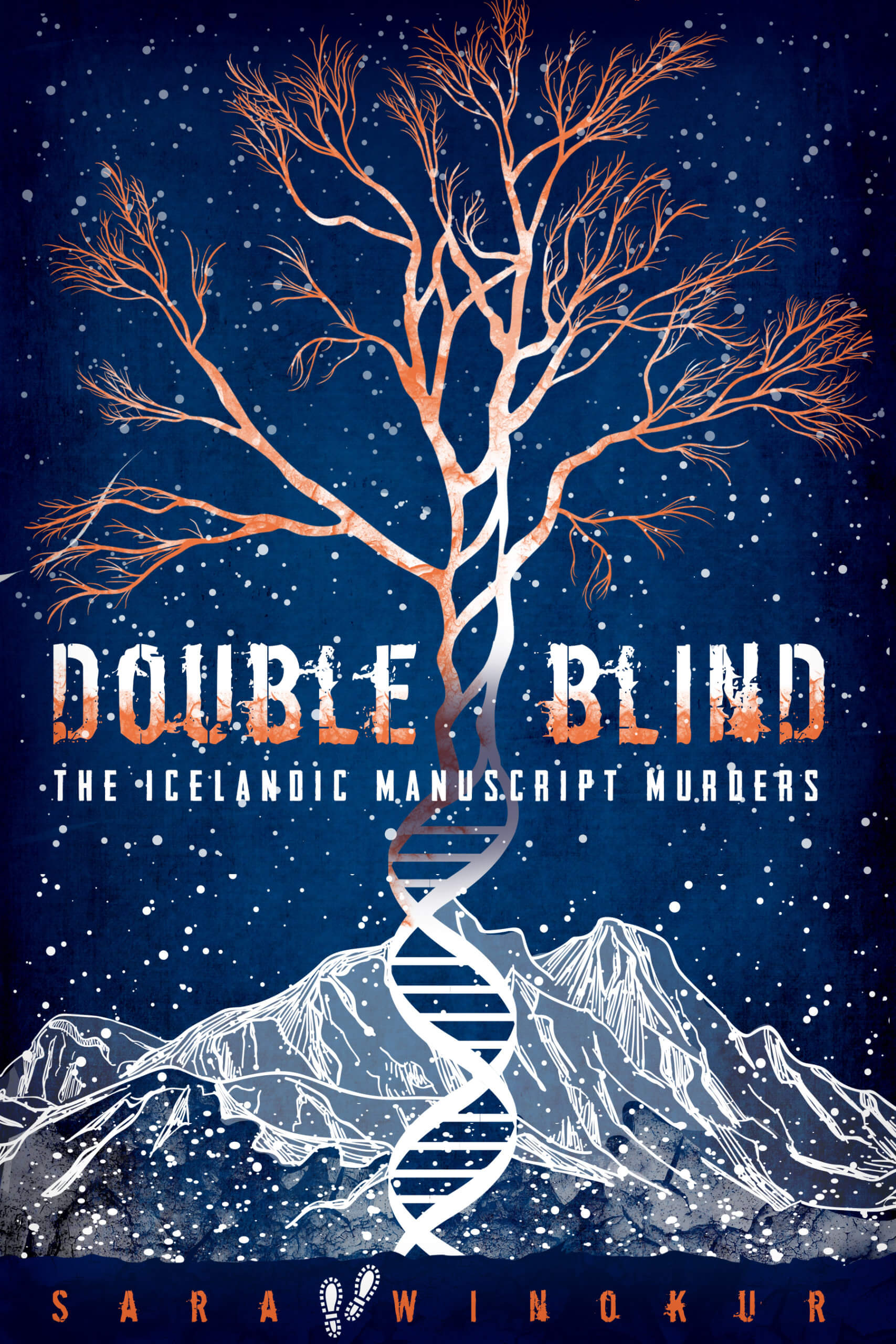 Double Blind Book Cover