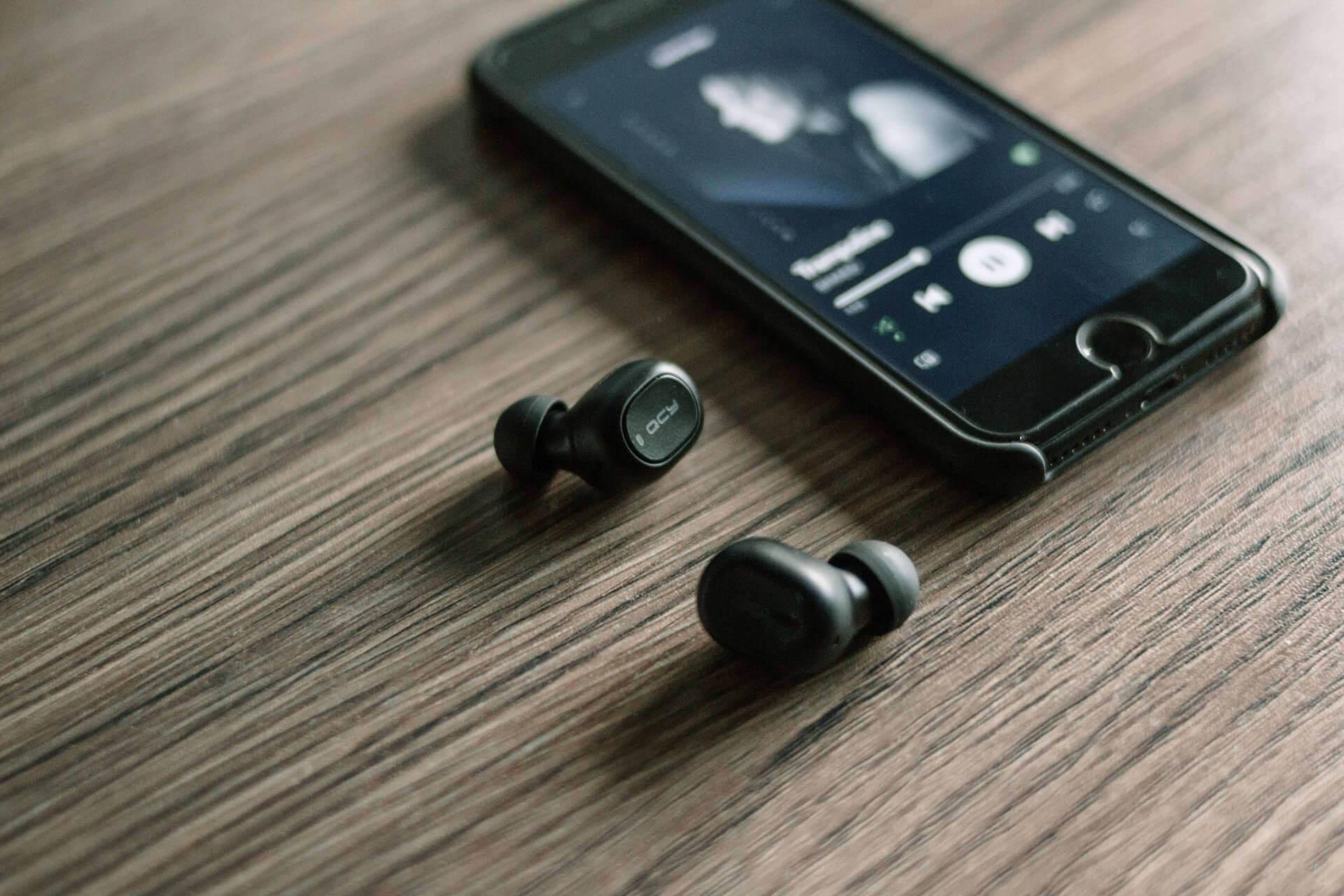 Bluetooth Phone and Headphones